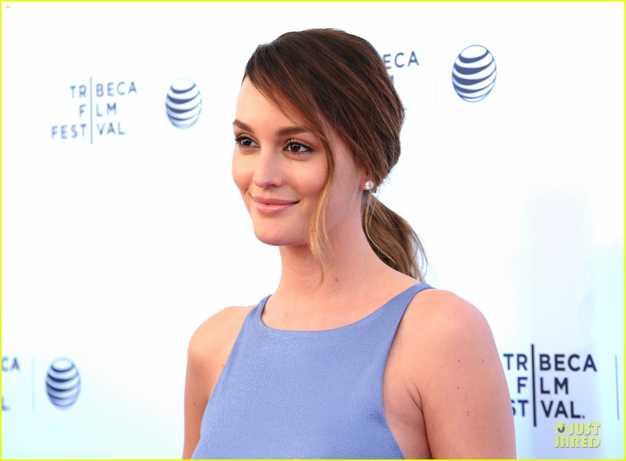 leighton meester life partners at tribeca premiere 08