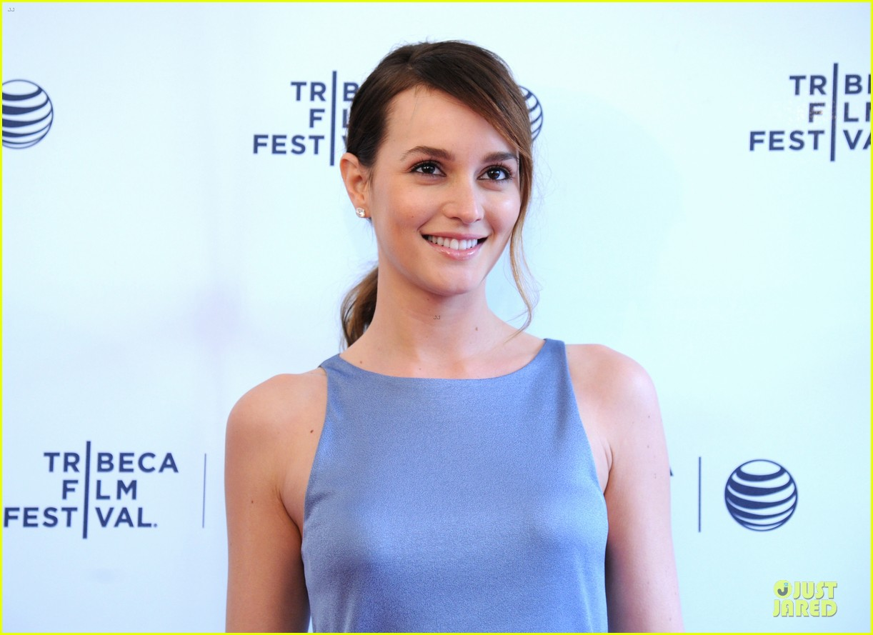 leighton meester life partners at tribeca premiere 103094785