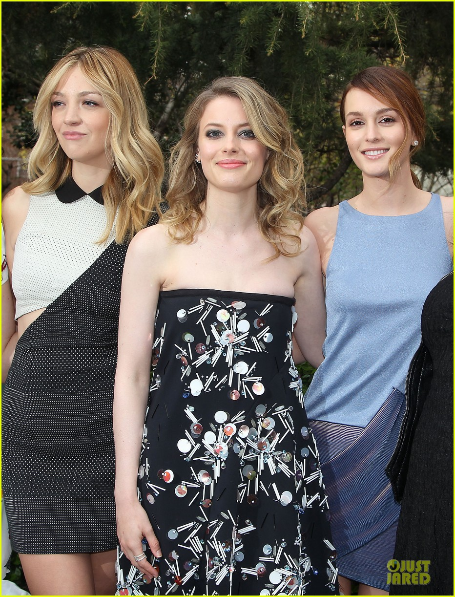 leighton meester life partners at tribeca premiere 123094787