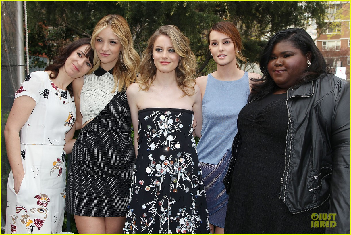 leighton meester life partners at tribeca premiere 163094791