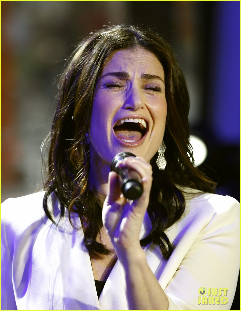 idina menzel today show if then 013084052