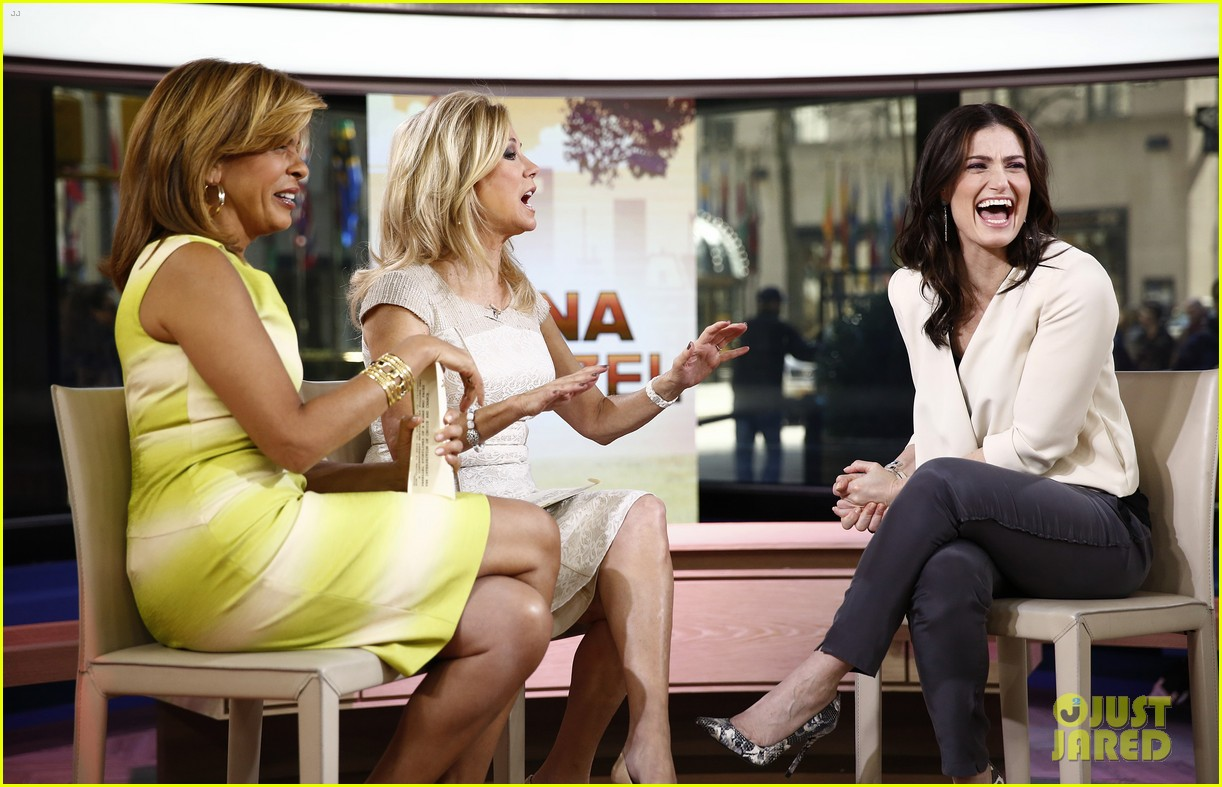 idina menzel today show if then 043084055