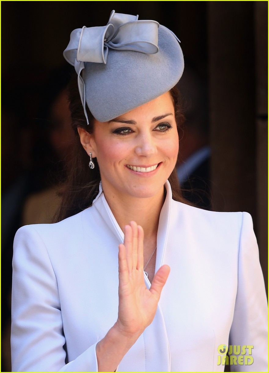 kate middleton definitely wins easter sunday best dressed 163095372