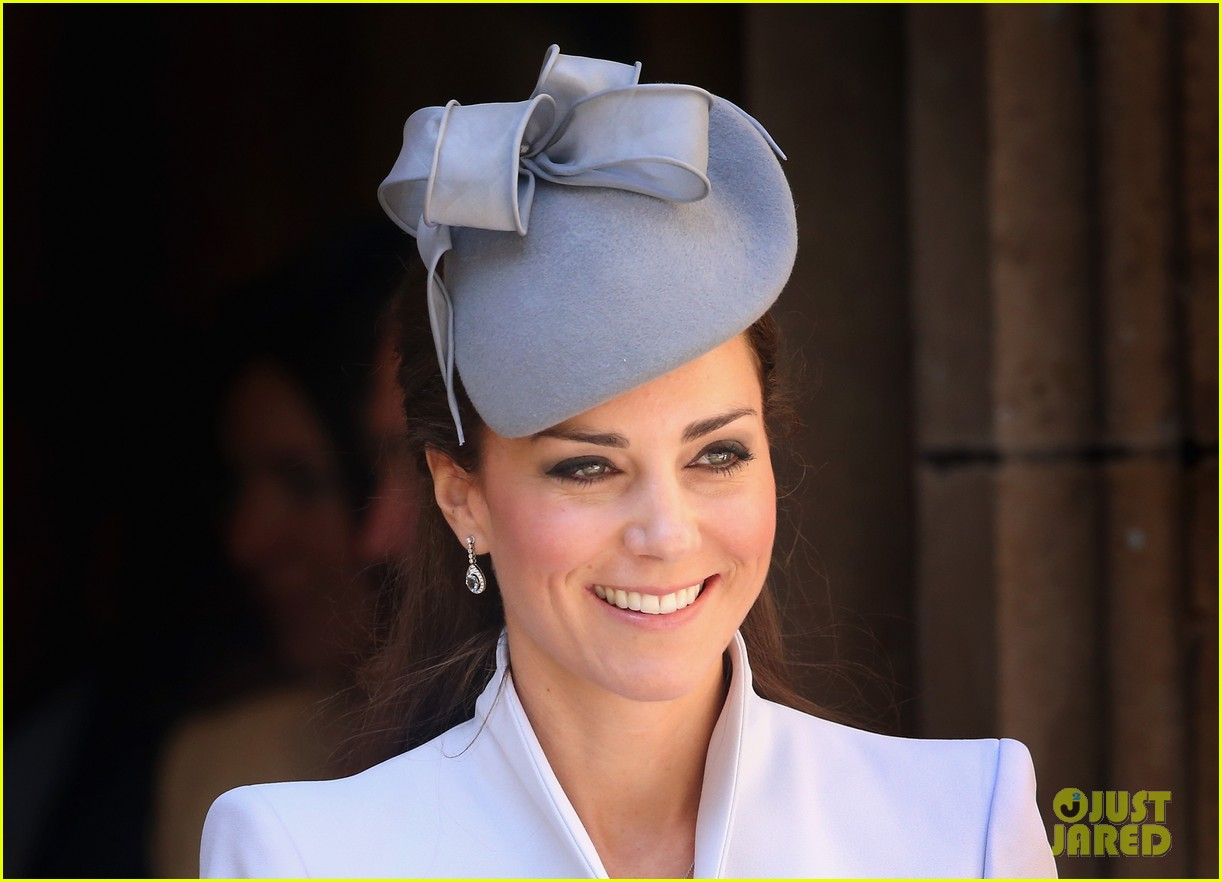 kate middleton definitely wins easter sunday best dressed 173095373