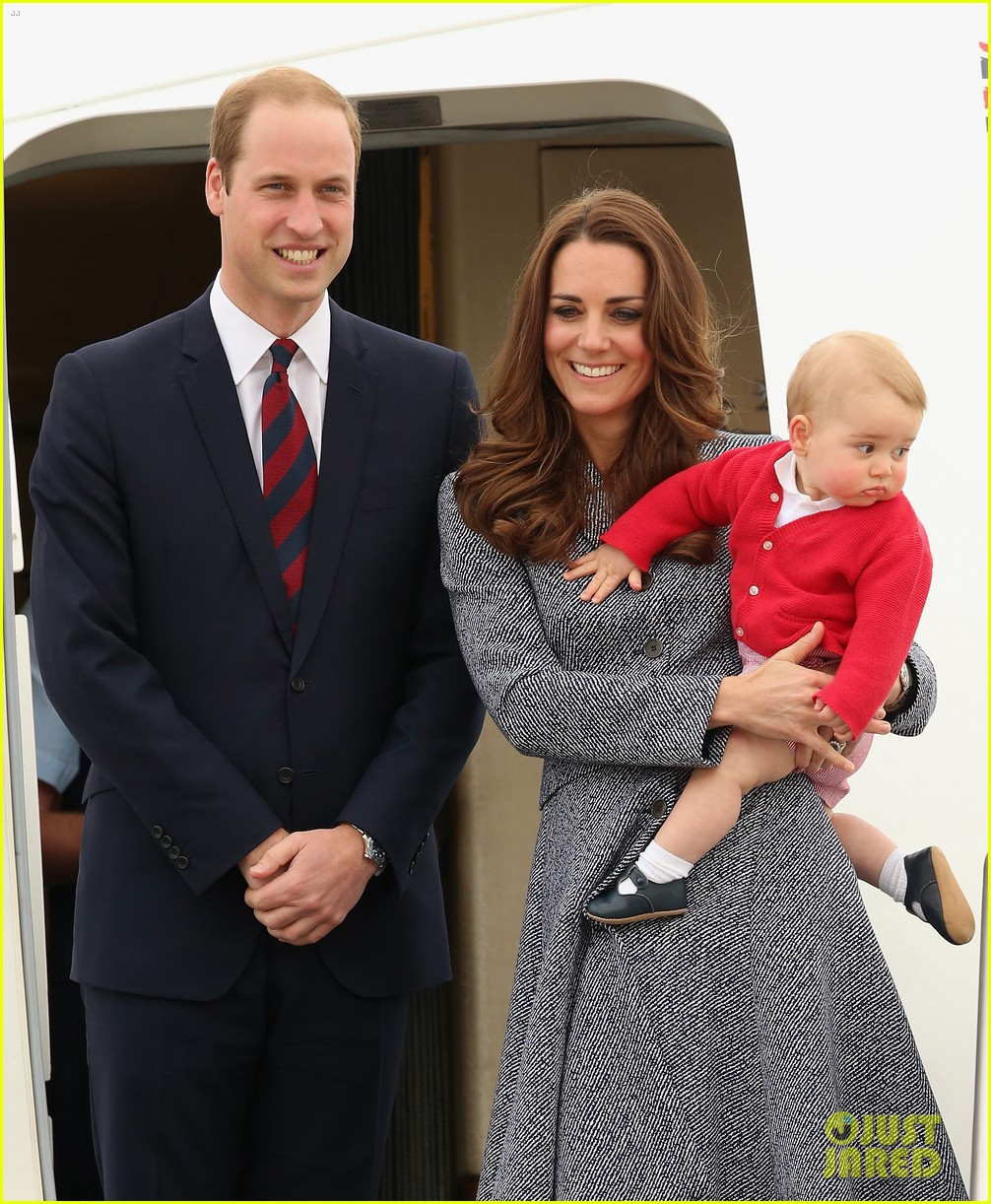 kate middleton prince william prince george say goodbye to australia 103098856