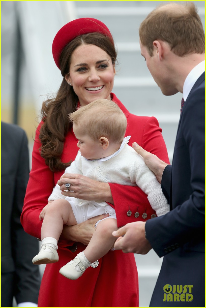 these kate middleton prince george pics are the cutest 033085900