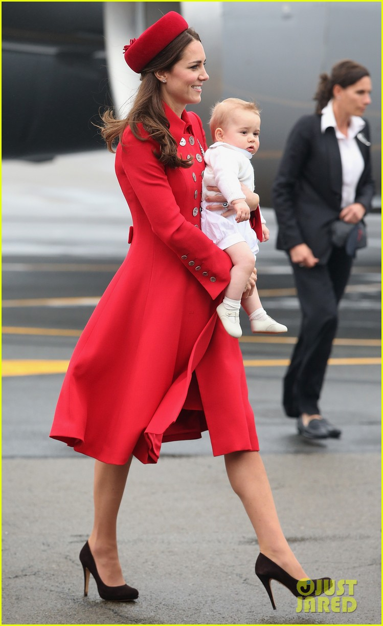 these kate middleton prince george pics are the cutest 093085907