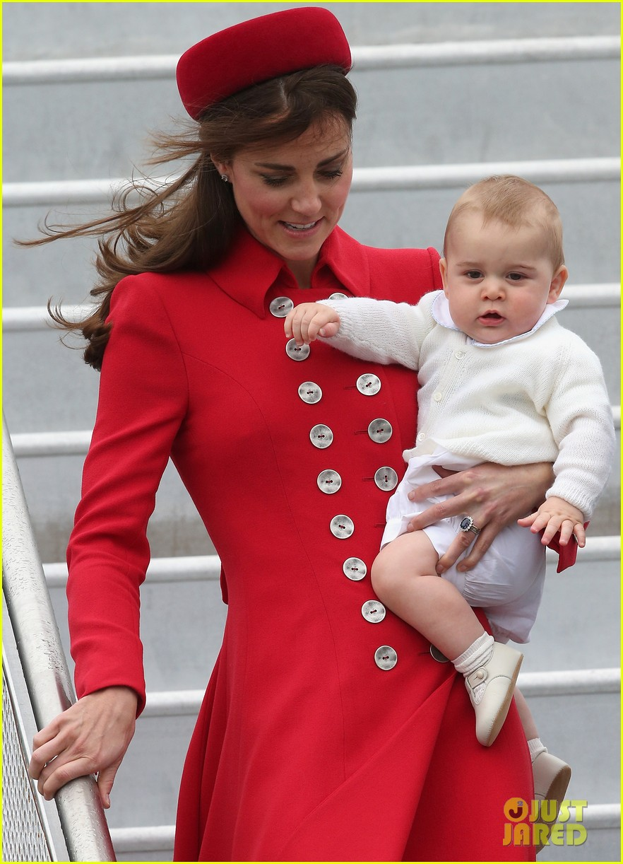 these kate middleton prince george pics are the cutest 103085908