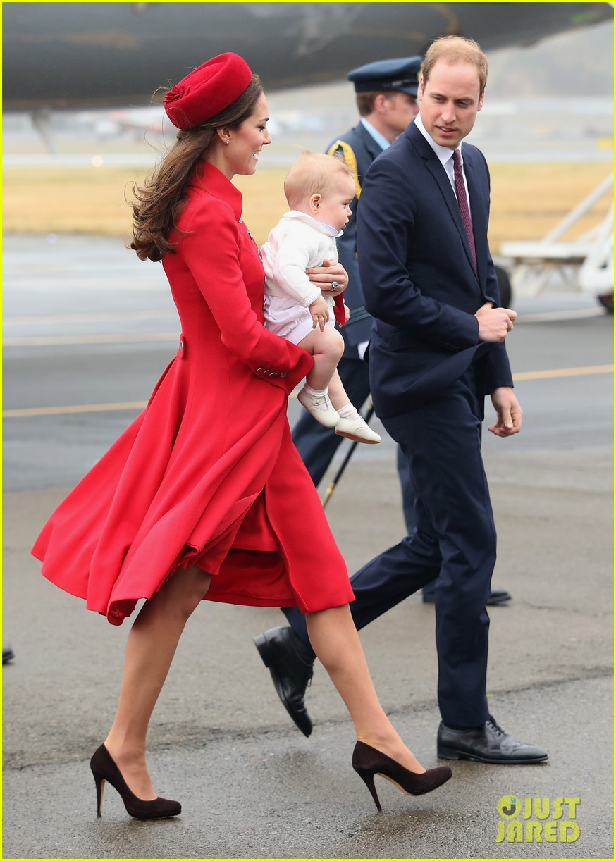 these kate middleton prince george pics are the cutest 113085909