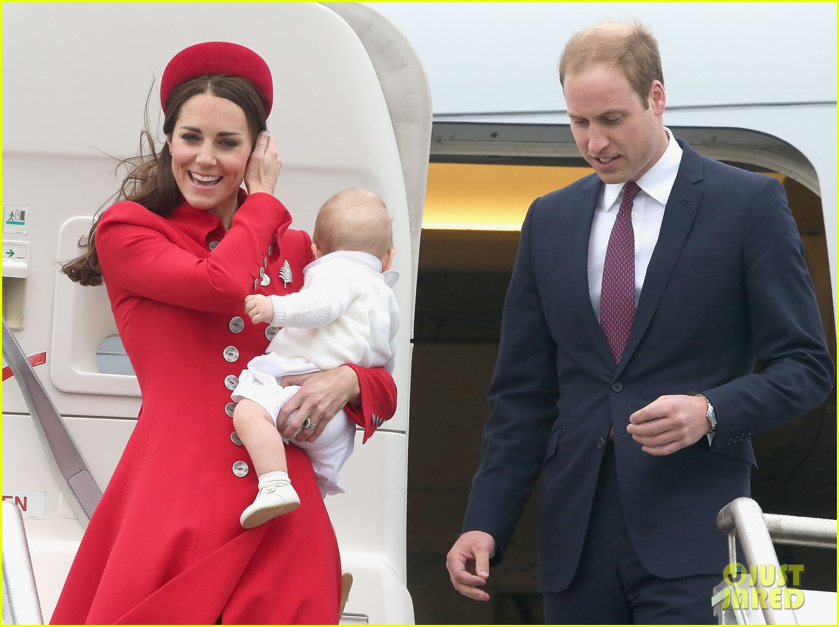 these kate middleton prince george pics are the cutest 123085910