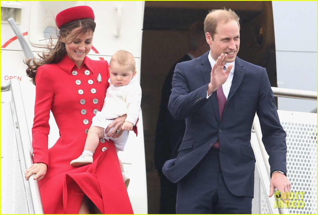 these kate middleton prince george pics are the cutest 143085912