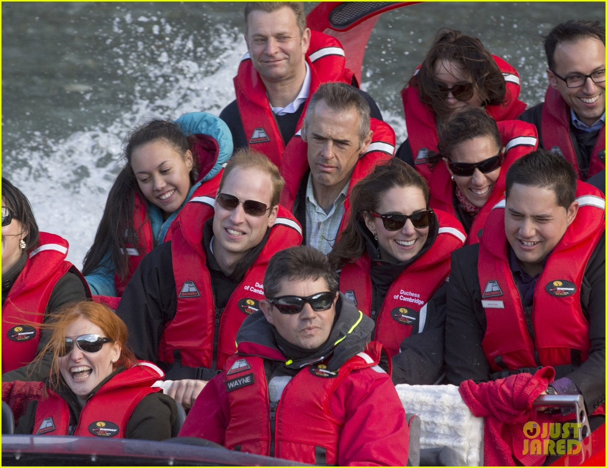 kate middleton prince william speed boat ride 213090407