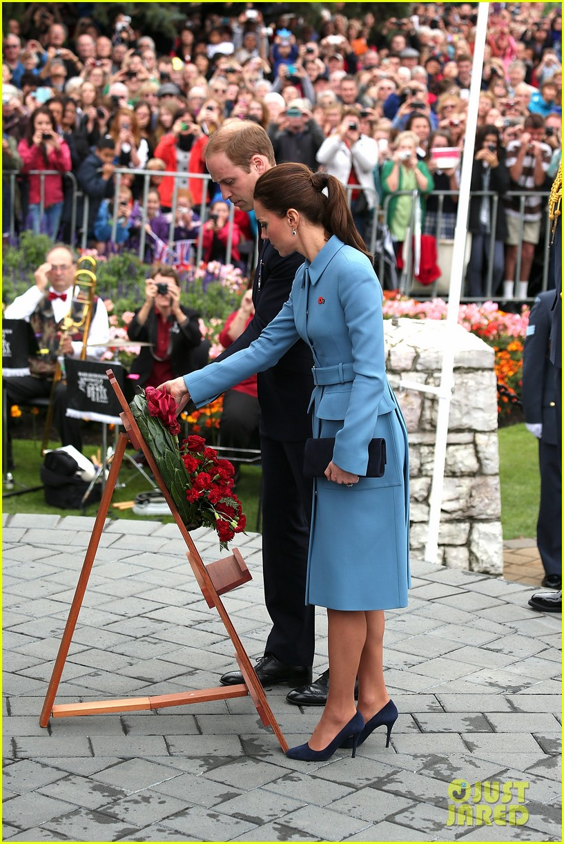 kate middleton prince william war memorial ceremony 103087966