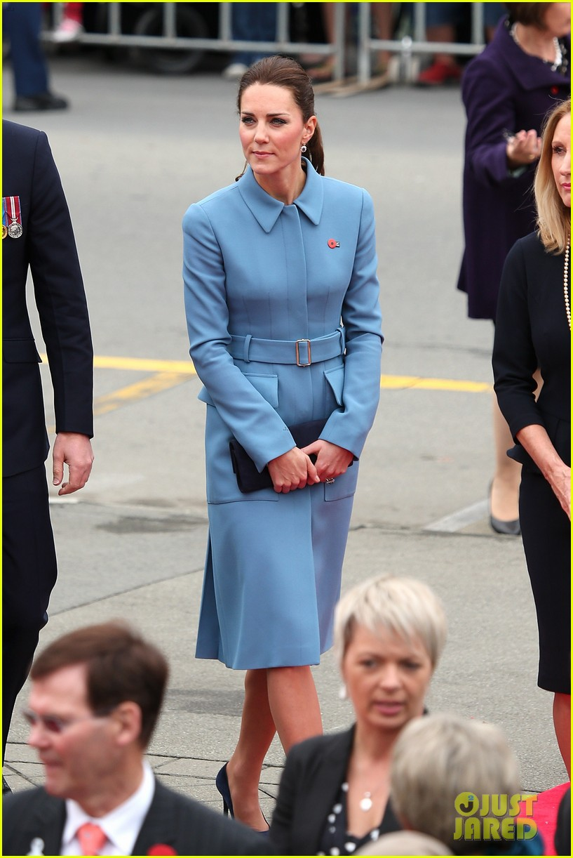 kate middleton prince william war memorial ceremony 113087967