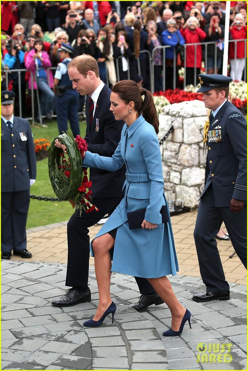 kate middleton prince william war memorial ceremony 133087969