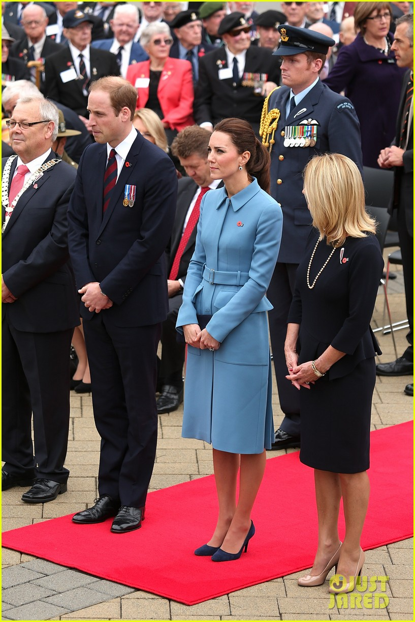 kate middleton prince william war memorial ceremony 163087972