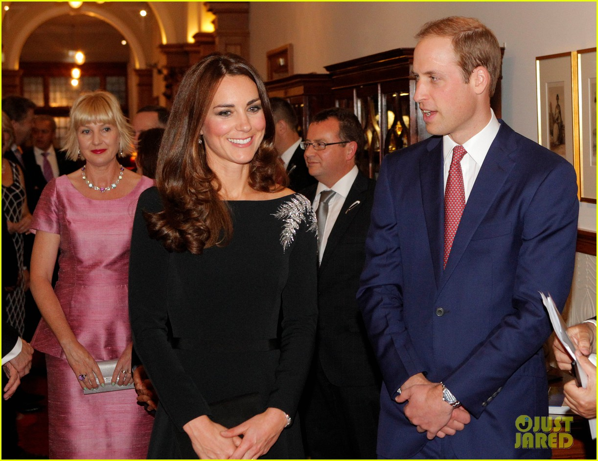 kate middleton prince william send thanks to new zealand for welcoming them bonny lad 083088303