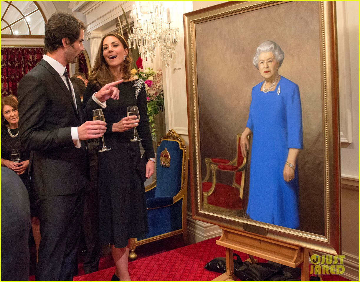 kate middleton prince william send thanks to new zealand for welcoming them bonny lad 183088313