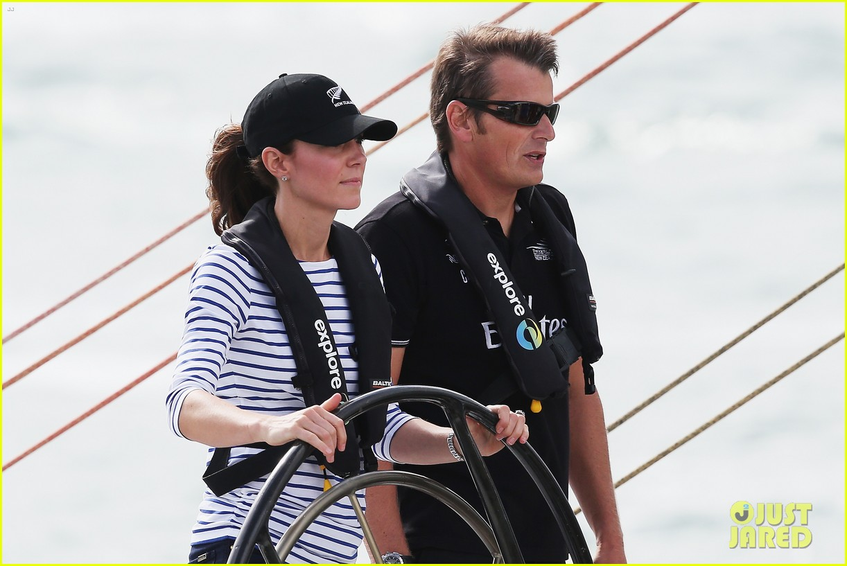 kate middleton prince william racing yachts 023088751