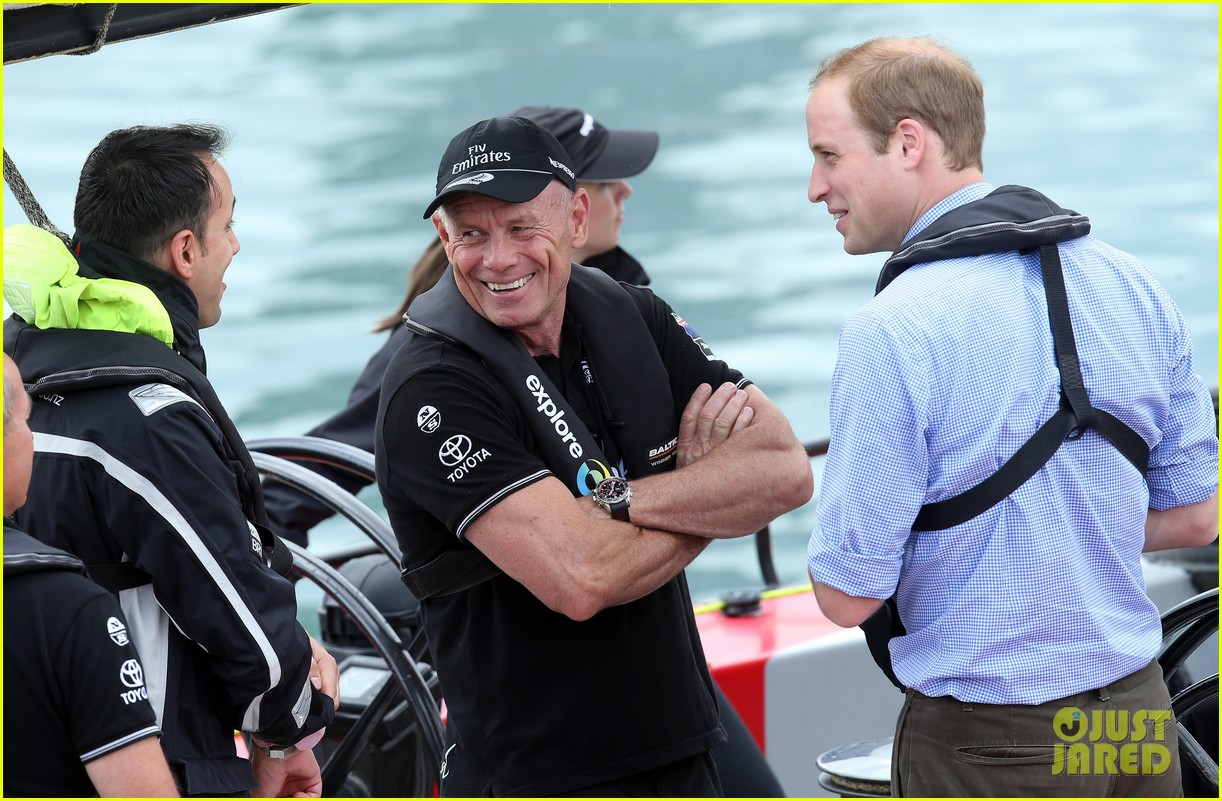 kate middleton prince william racing yachts 15