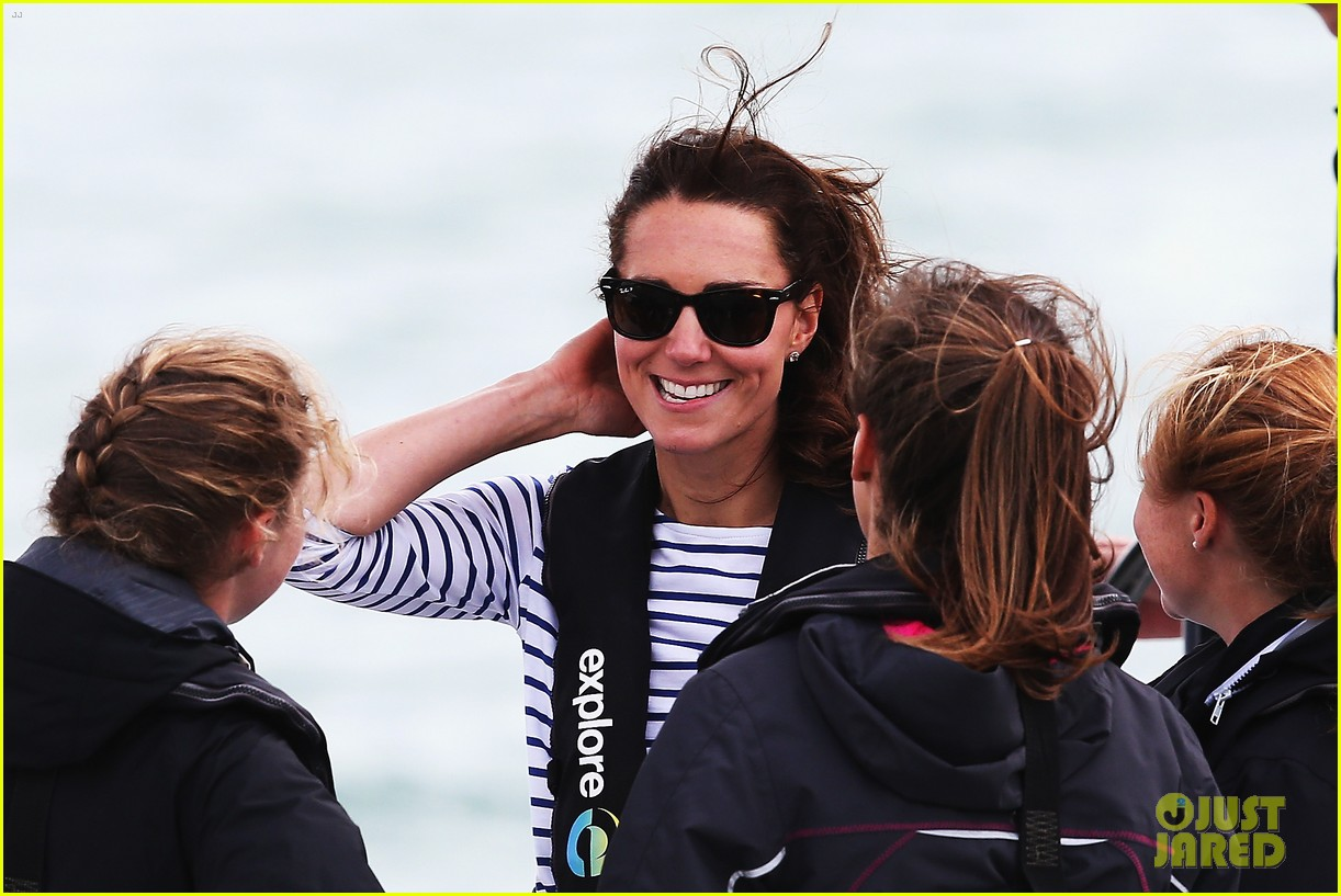 kate middleton prince william racing yachts 173088766