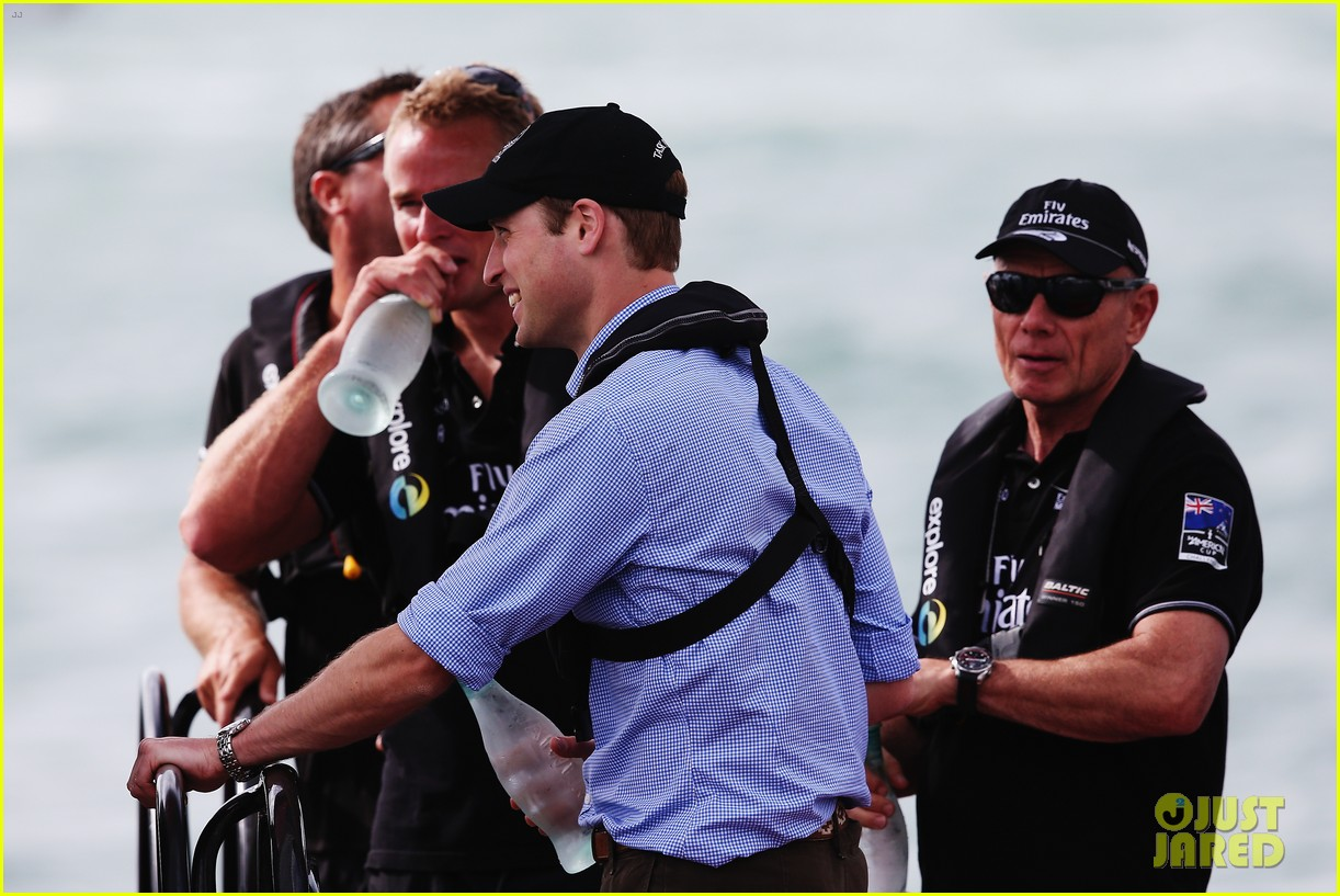 kate middleton prince william racing yachts 183088767