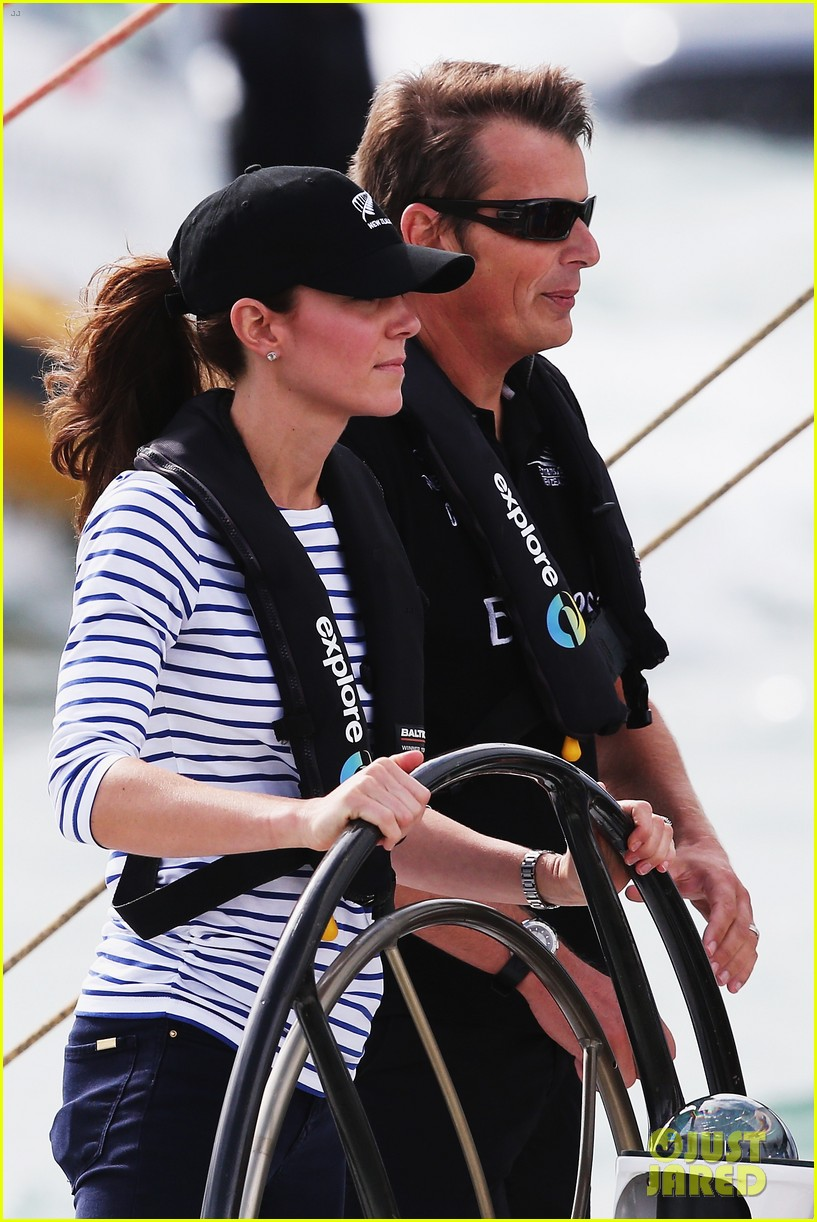 kate middleton prince william racing yachts 20