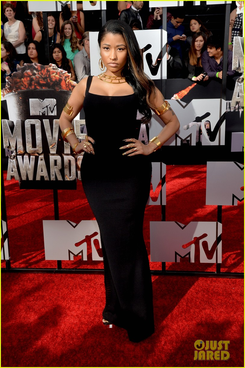 nicki minaj mtv movie awards 2014 053091139