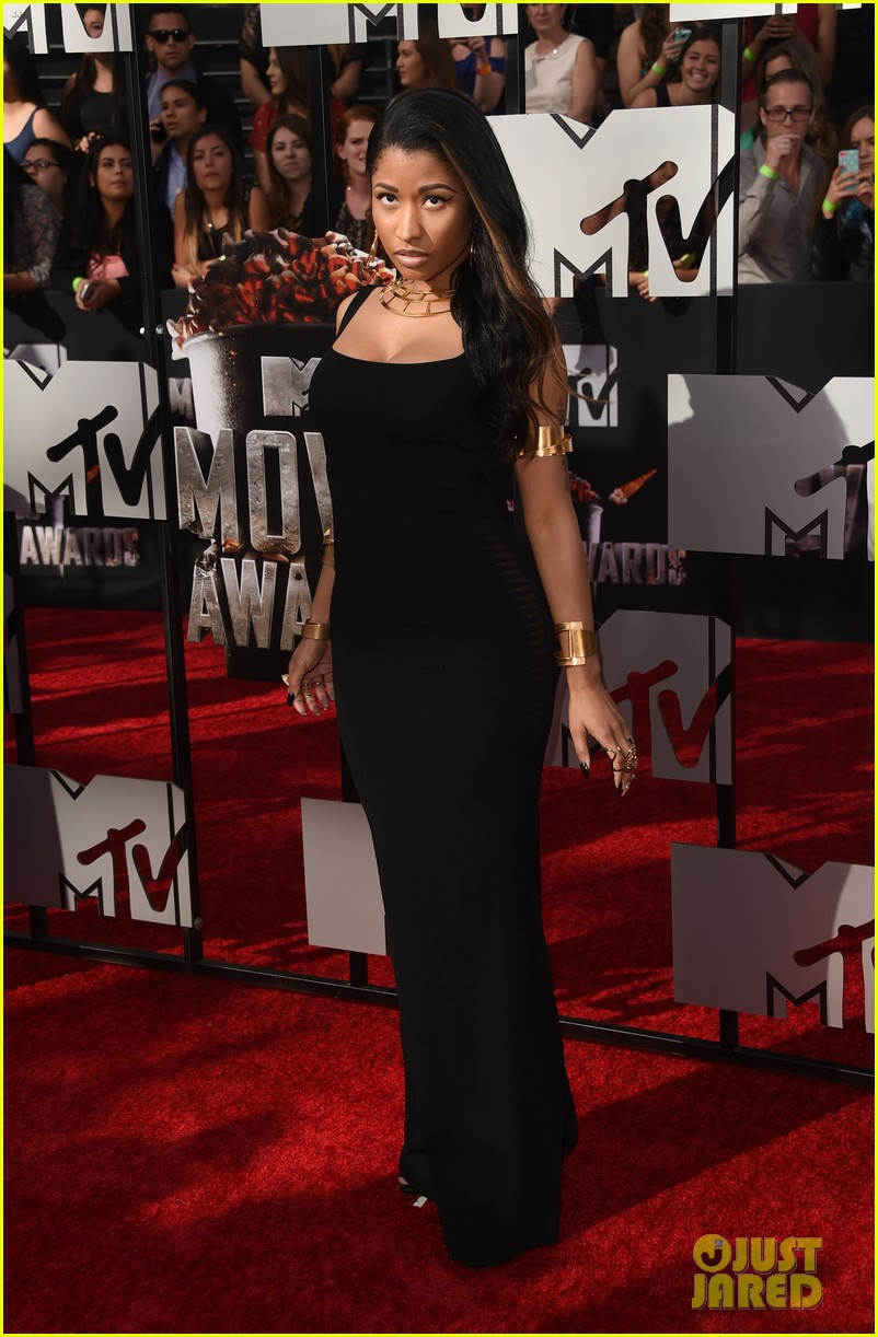 nicki minaj mtv movie awards 2014 07