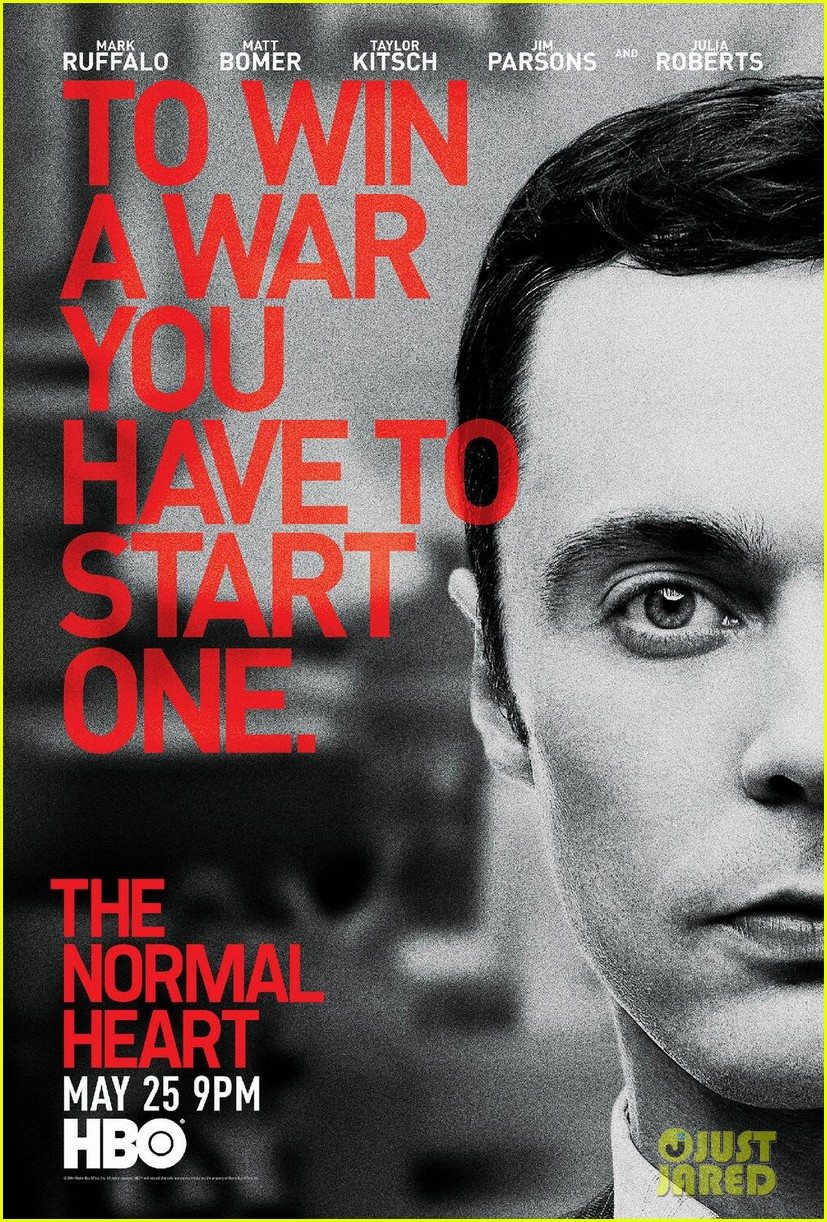 the normal heart teaser posters 013097952
