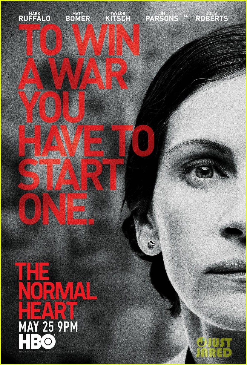 the normal heart teaser posters 033097954