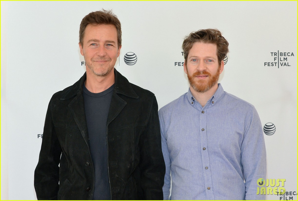 edward norton my own man tribeca film festival premiere 013100484