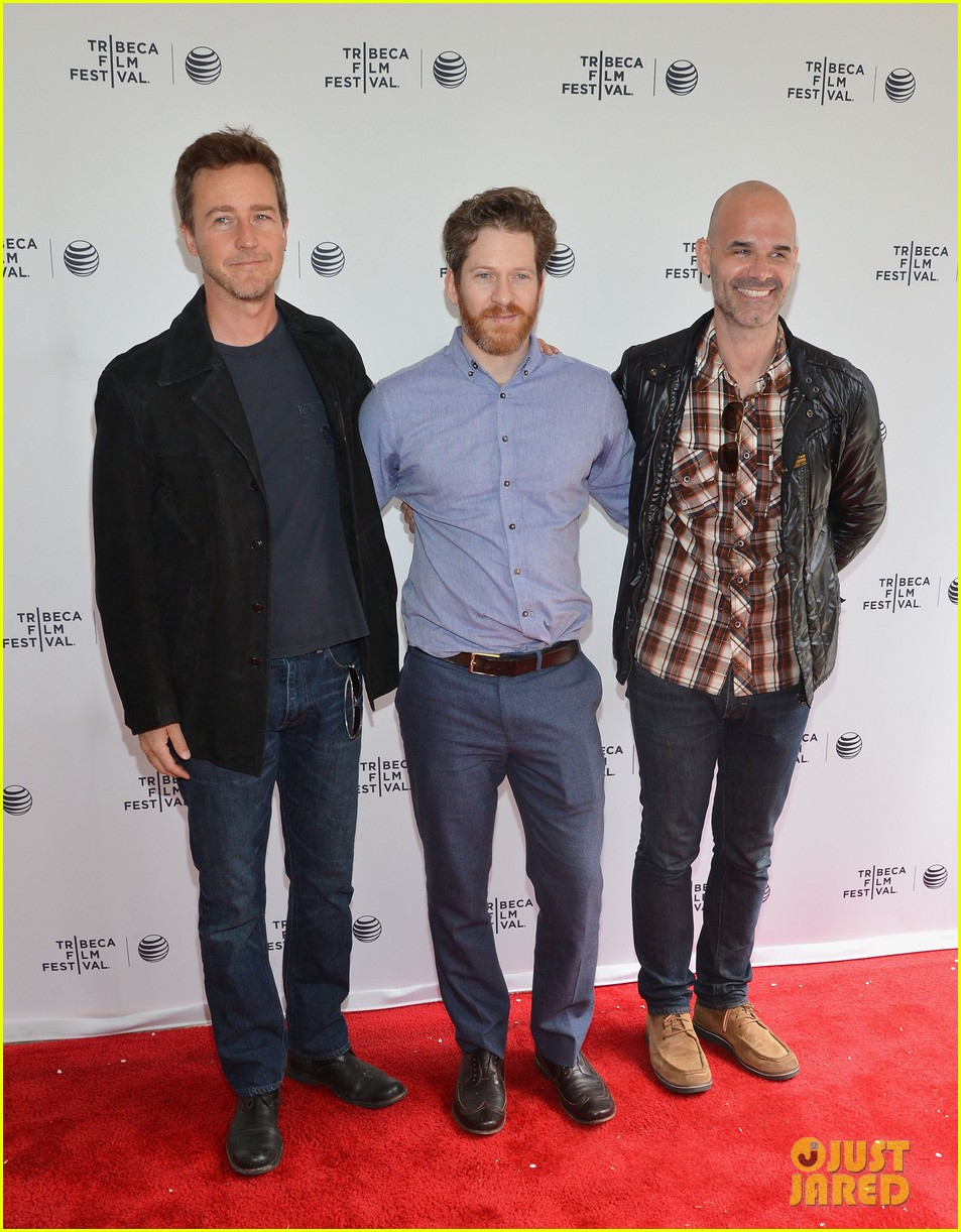 edward norton my own man tribeca film festival premiere 053100488