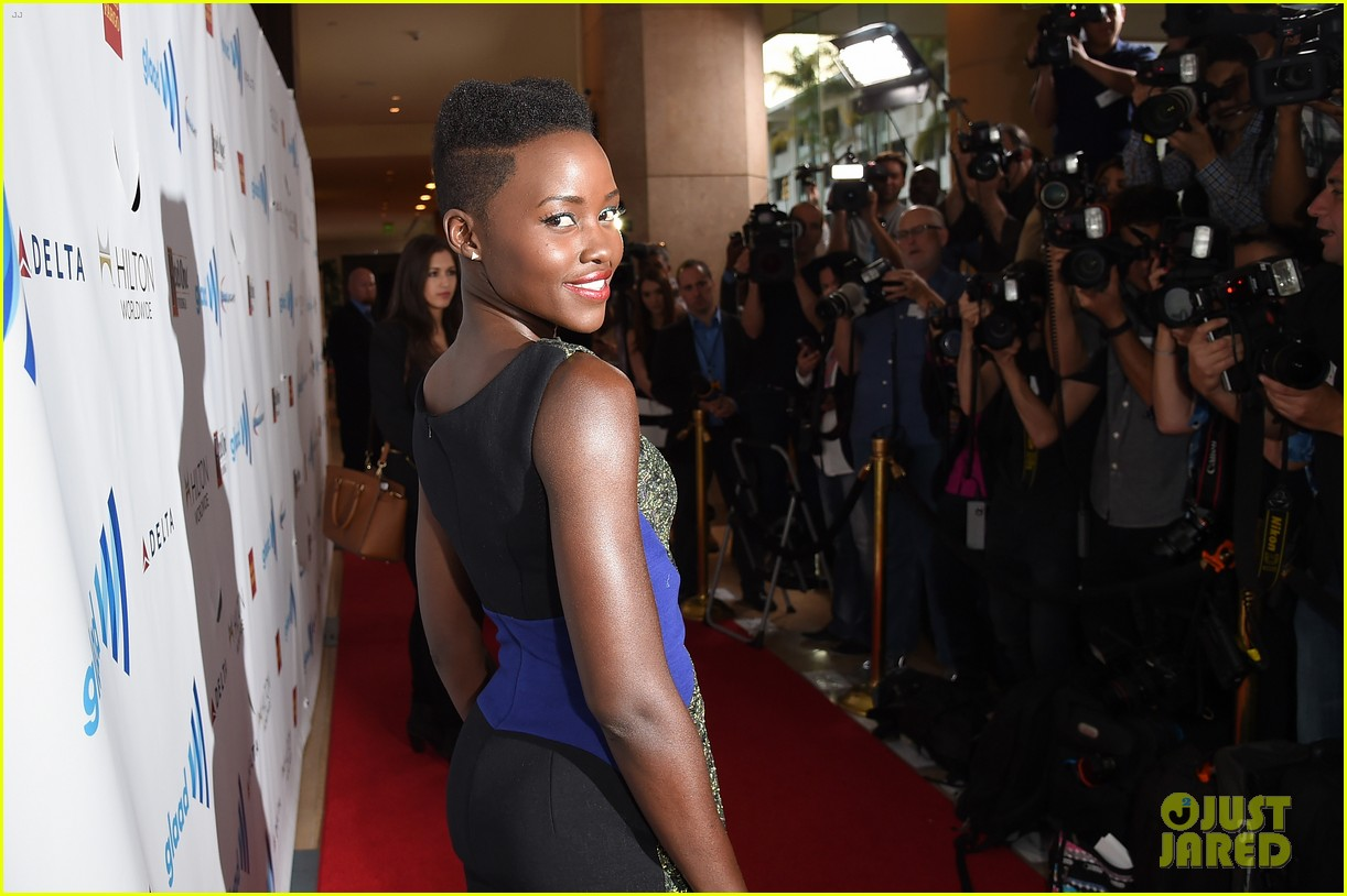 Lupita Nyong O Attends Her First Awards Show Since The