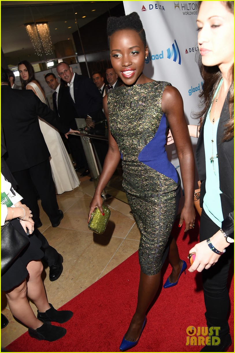 lupita nyongo attends first awards show since the oscars 083089981