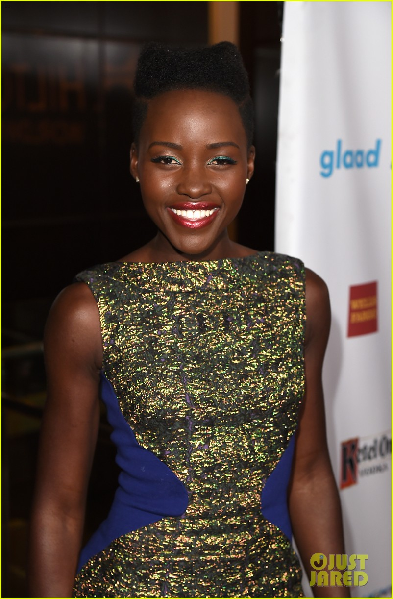 lupita nyongo attends first awards show since the oscars 093089982