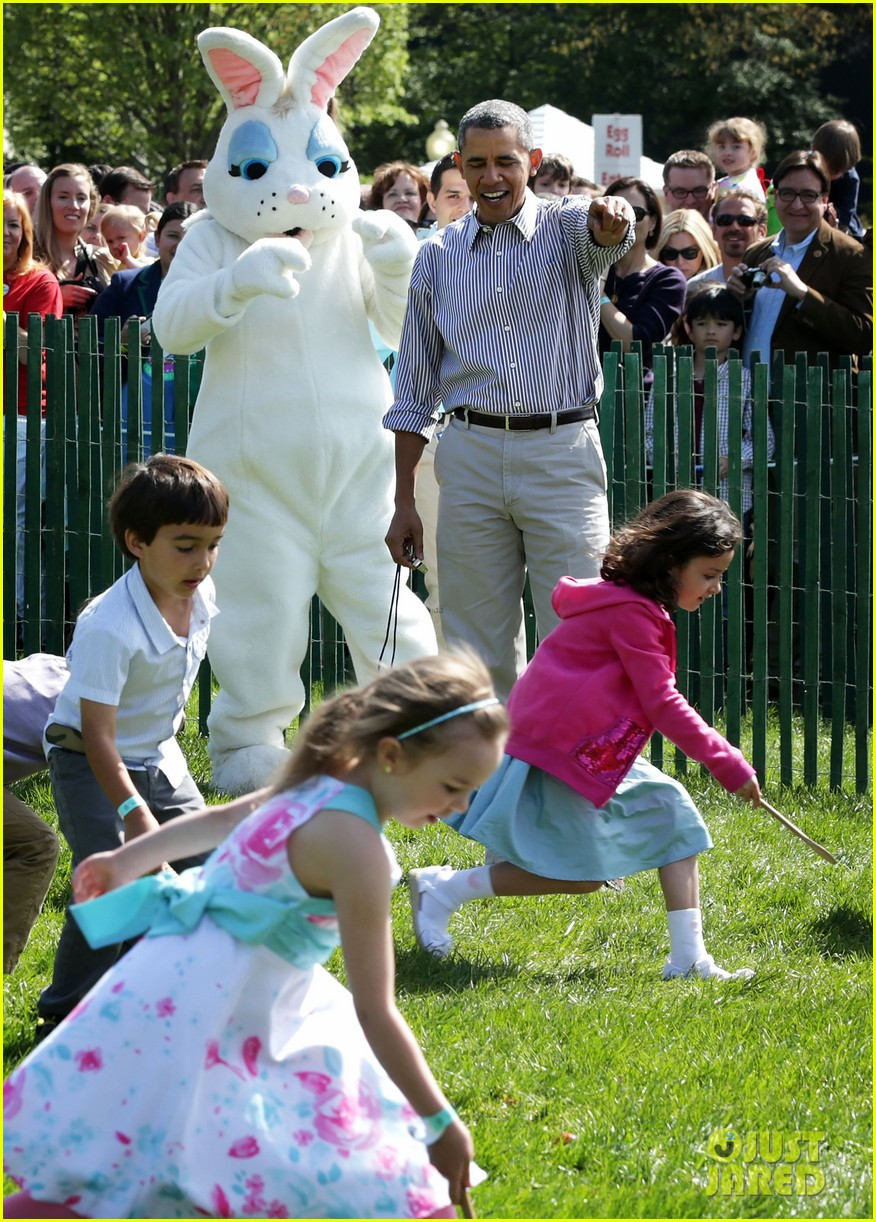 michelle obama white house easter egg roll 113096239