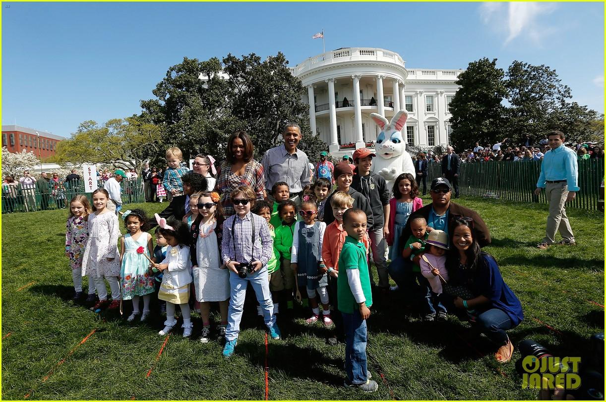 michelle obama white house easter egg roll 153096243