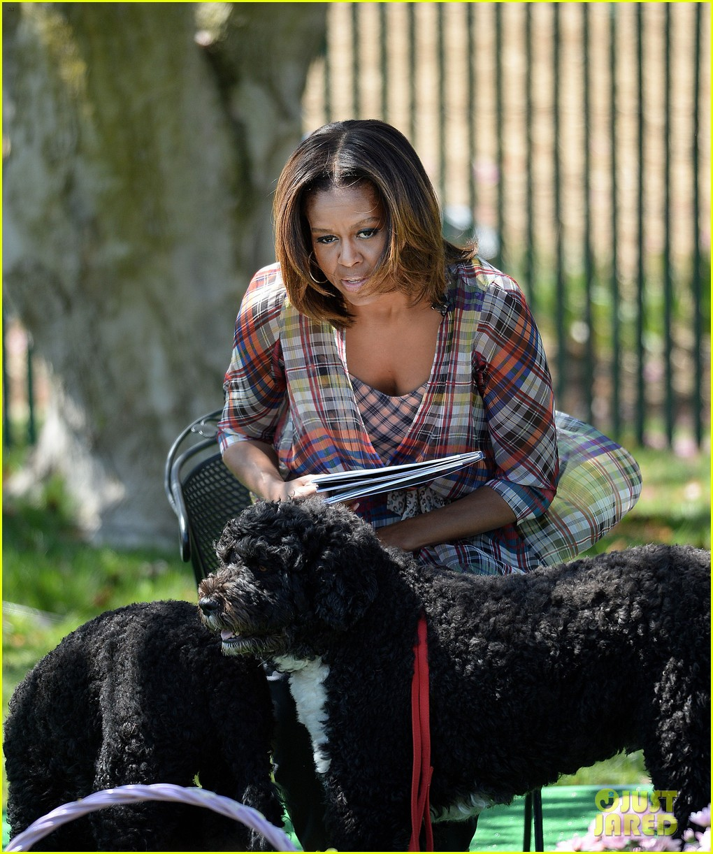 michelle obama white house easter egg roll 223096250