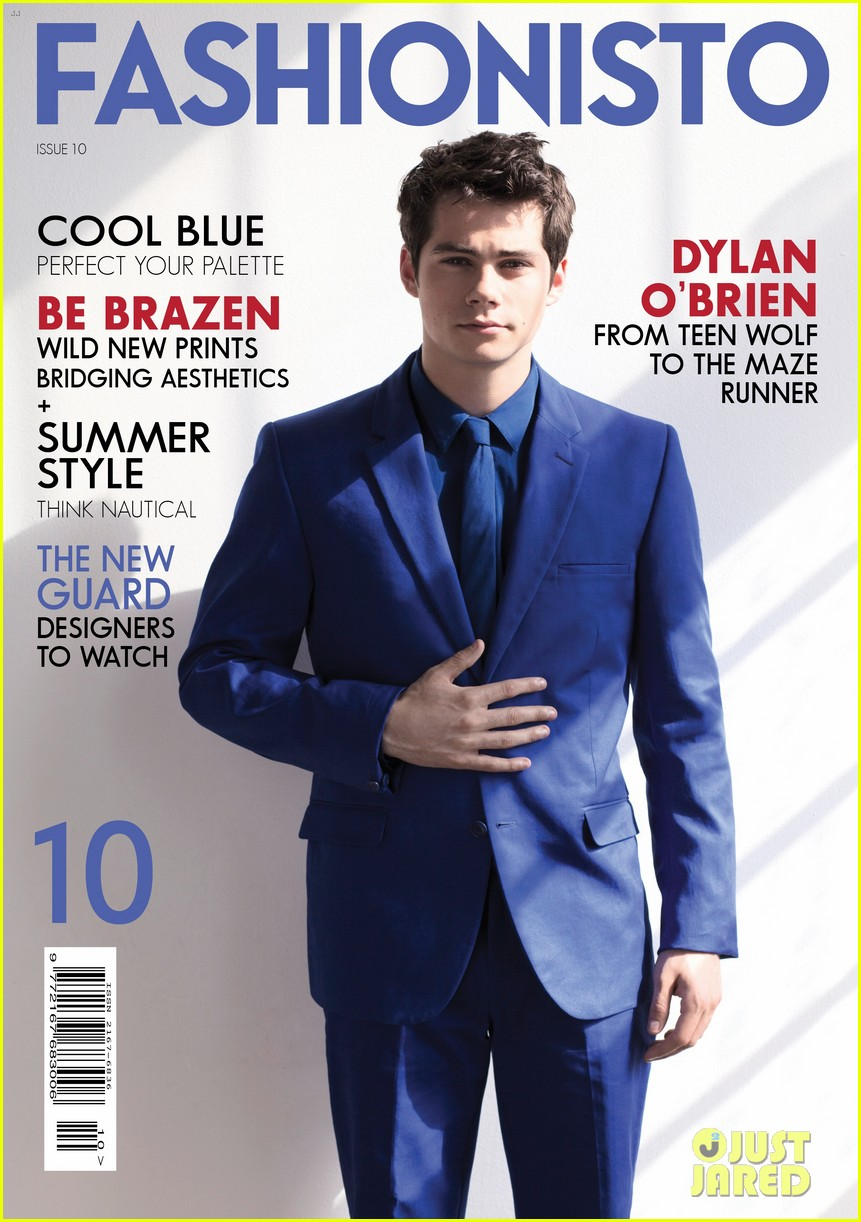 dylan obrien fashionisto cover 013094182