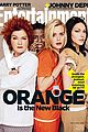 orange is the new black ladies back in prison garb for ew 01