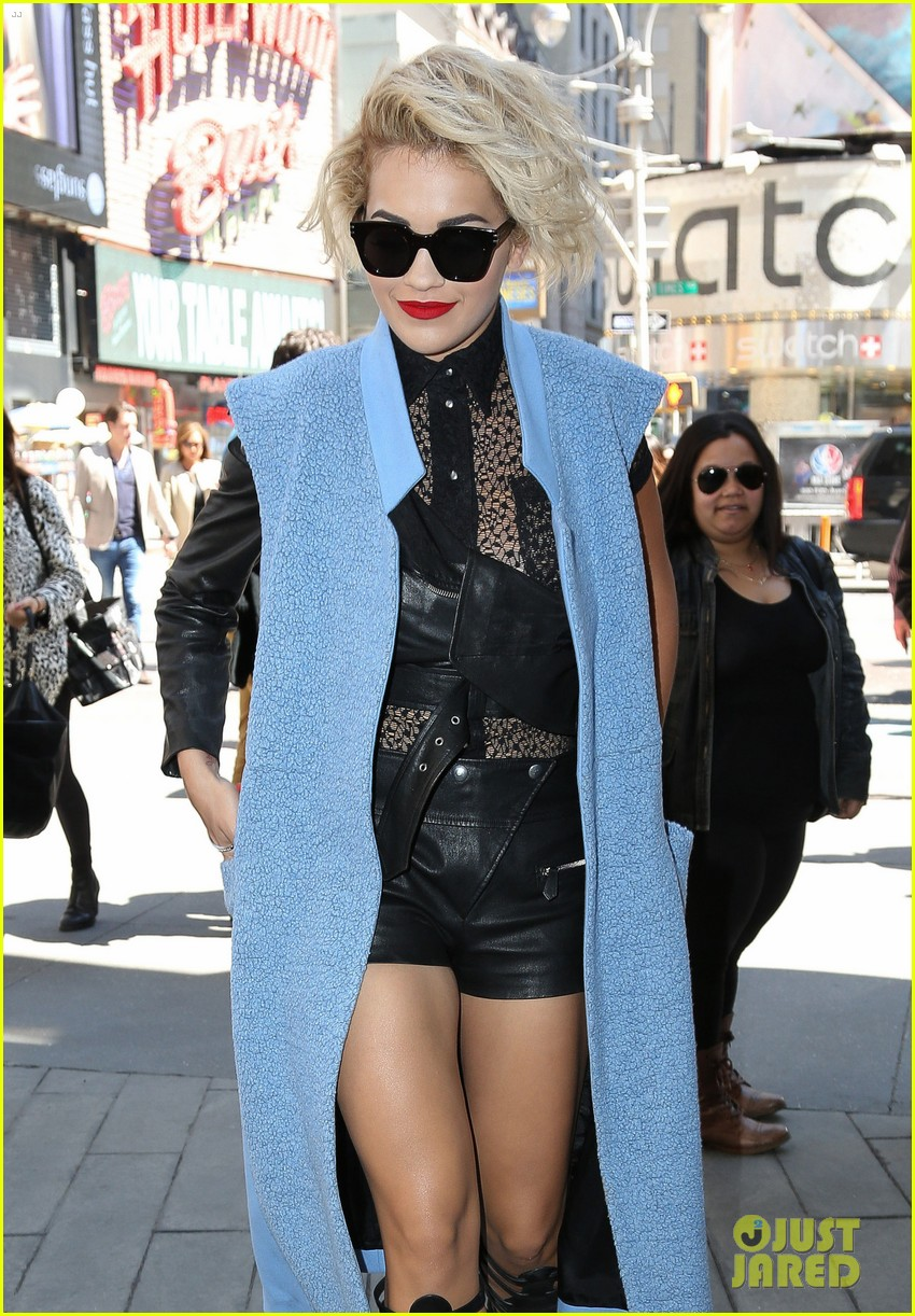 rita ora rocks three outfits to promote i will never let you down in nyc 083096672