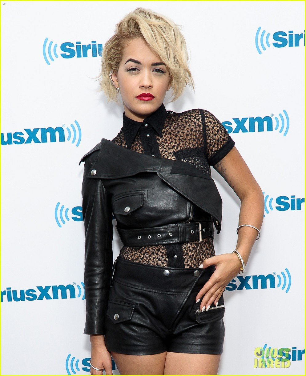 rita ora rocks three outfits to promote i will never let you down in nyc 123096676
