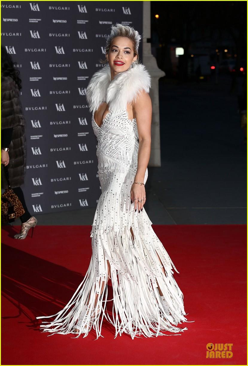 rita ora frills at glamour of fashion exhibition 013083095