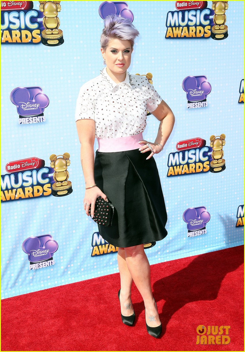 kelly osbourne radio disney music awards 2014 053099840
