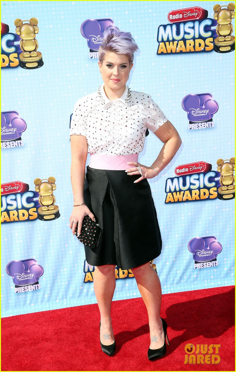 kelly osbourne radio disney music awards 2014 07