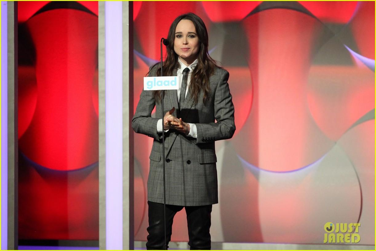 ellen page laverne cox glaad media awards 2014 043090244