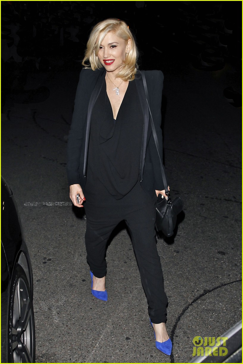 gwyneth paltrow meets up with gwen stefani nicole richie at crossroads for dinner 023094483