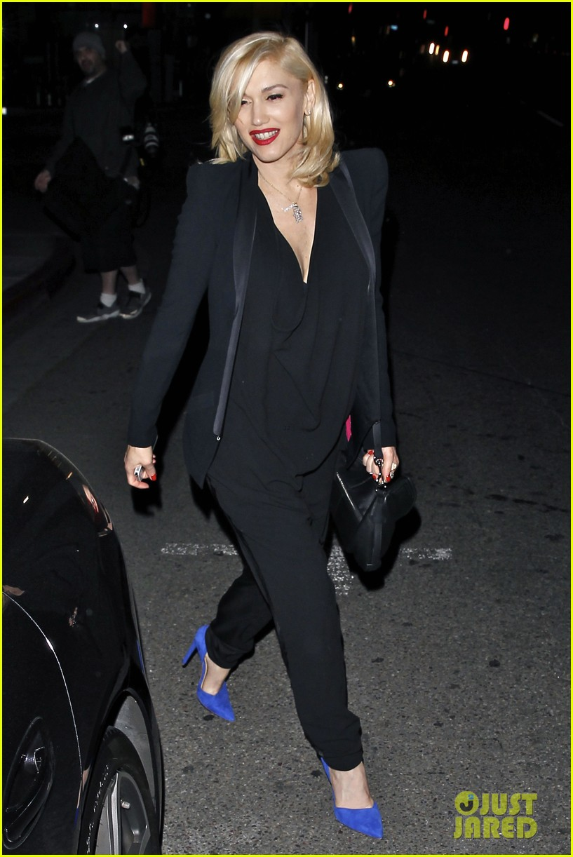 gwyneth paltrow meets up with gwen stefani nicole richie at crossroads for dinner 173094498
