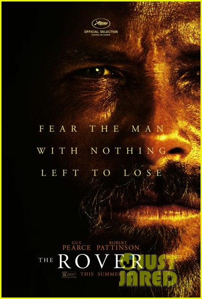 robert pattinson rover trailer posters 023093736